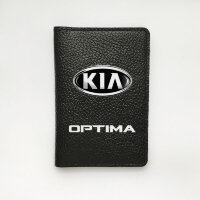Обложка KIA Optima Black