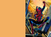 Обложка Spider Man comics для паспорта / автодокументов
