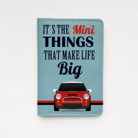 Обложка MINI big things Blue