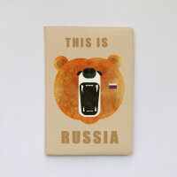 Обложка This is Russia