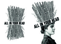 Обложка All in your head для паспорта / автодокументов