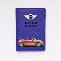 Обложка MINI topless thrills Dark Blue