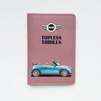 Обложка MINI topless thrills Pink