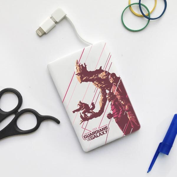 Power Bank Стражи Галактики