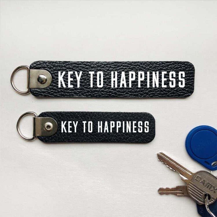 Брелок KEY TO HAPPINESS