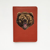 Обложка Angry Bear red