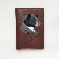 Обложка Bear Manager bordo